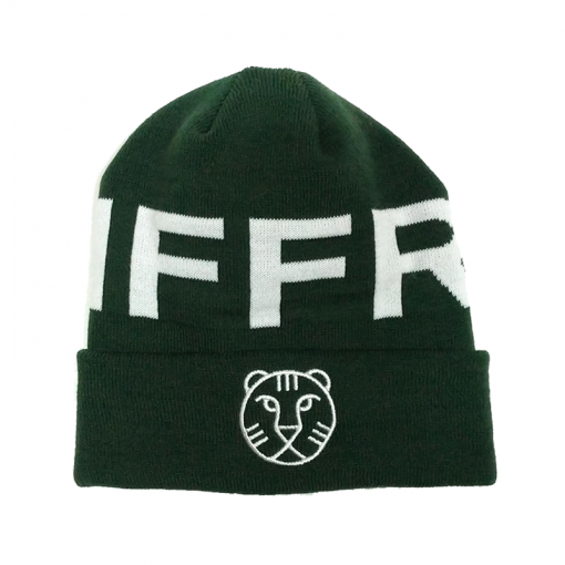 IFFRBeanieGreen