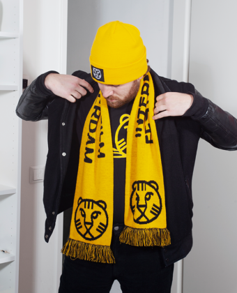 IFFR Beanie Yellow