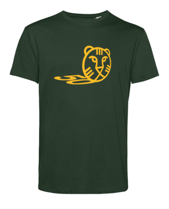IFFR T-shirt Dark Green