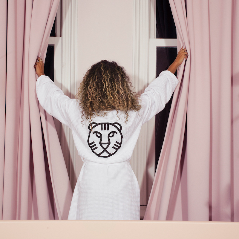 IFFR Bathrobe