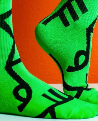 IFFR Socks Green