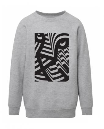 IFFR Kids Sweater Grey