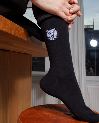 IFFR Socks Badge