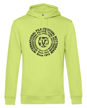 IFFR Hoodie Lime