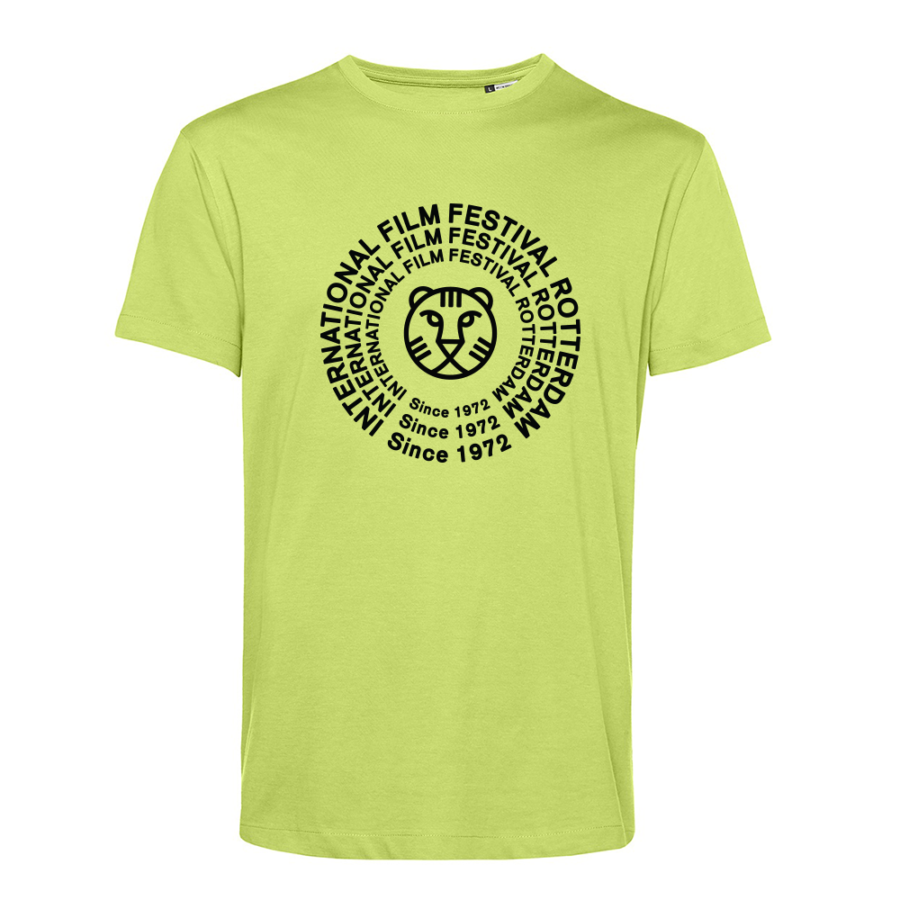 IFFR T-shirt Lime
