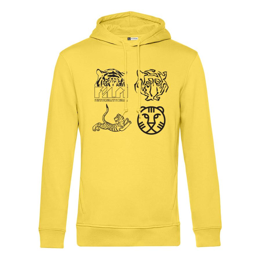 IFFR Hoodie Yellow