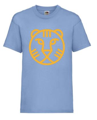 IFFR Kids T-shirt Blue