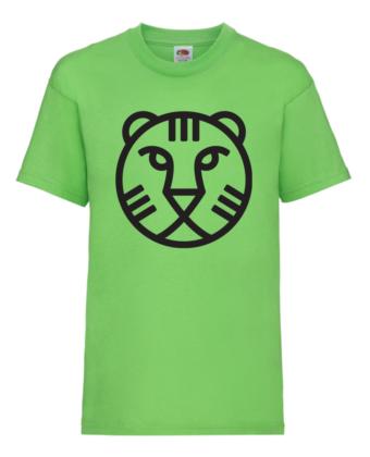 IFFR Kids T-shirt Lime