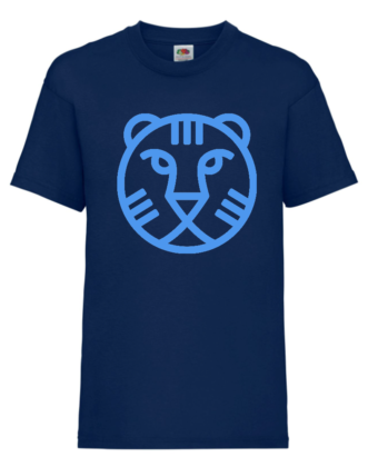 IFFR Kids T-shirt Navy